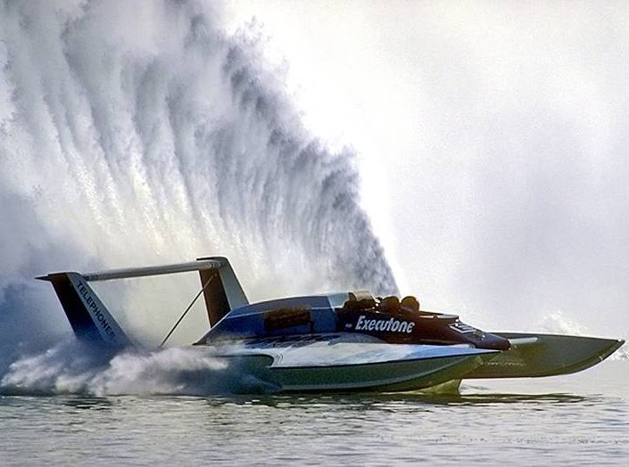 Miami Offshore Racing Photography